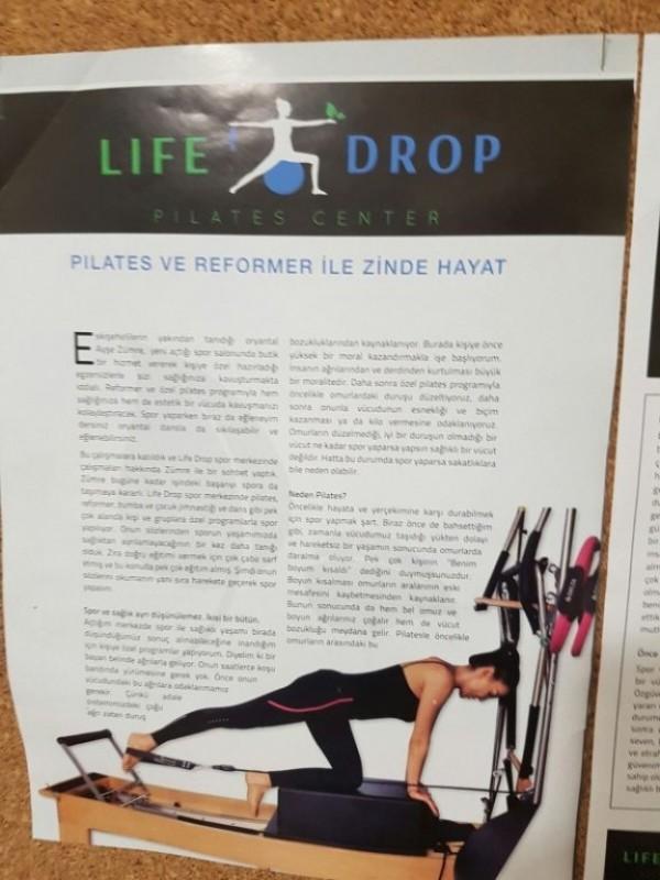 Pilates Ve Reformer İle Zinde Hayat
